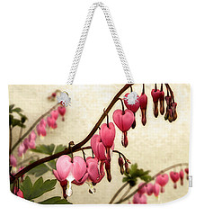 Where Love Grows Weekender Tote Bag