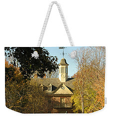 William And Mary College Weekender Tote Bag