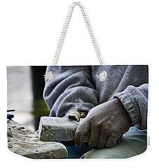 Working Hands Weekender Tote Bag