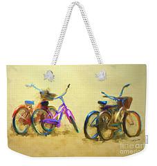 2 By 2 Weekender Tote Bag