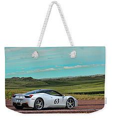 2010 Ferrari Weekender Tote Bag
