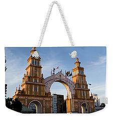 2013 Gateway To Feria De La Seville Weekender Tote Bag by Lorraine Devon Wilke