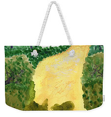 21 Room House On Golden Lake Dream Weekender Tote Bag
