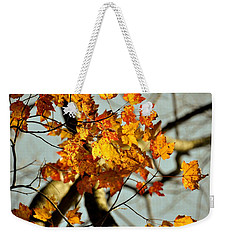 22nd Of September Weekender Tote Bag by JAMART Photography