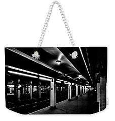 23rd Street Station Weekender Tote Bag by Benjamin Yeager