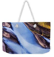 Aerial Photo Weekender Tote Bag