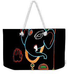 29 Varaganapati Weekender Tote Bag by Kruti Shah