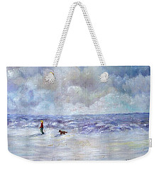 34th St. Beach Weekender Tote Bag