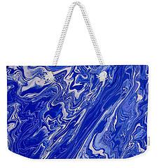 Abstract 33 Weekender Tote Bag