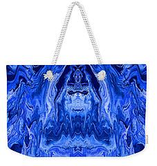 Abstract 40 Weekender Tote Bag