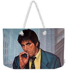 Al Pacino 2 Weekender Tote Bag