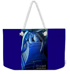 Angelic Sorrow Weekender Tote Bag