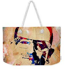 Bono U2 Weekender Tote Bag by Marvin Blaine