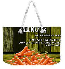 Carrot Farm Weekender Tote Bag