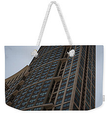 City Architecture Weekender Tote Bag by Miguel Winterpacht
