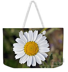 Daisy Flower Weekender Tote Bag by George Atsametakis