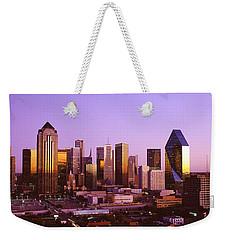 Dallas, Texas, Usa Weekender Tote Bag