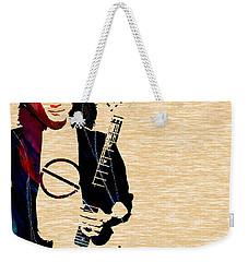 Eddie Van Halen Collection Weekender Tote Bag