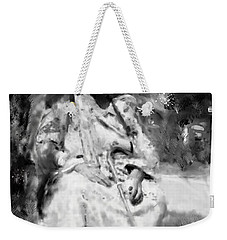 Former Slave Woman Weekender Tote Bag