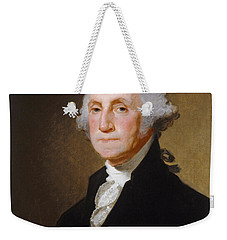 George Washington Weekender Tote Bag by Gilbert Stuart