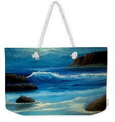Illuminated Weekender Tote Bag by Holly Martinson