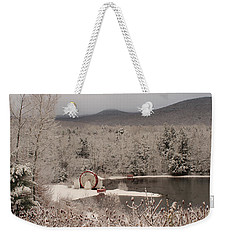 Indian Head Nh Weekender Tote Bag