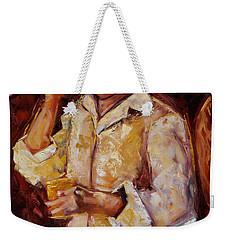 Jibaro De La Costa Weekender Tote Bag