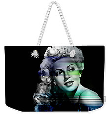 Lana Turner Weekender Tote Bag