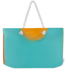 Lily Pond Weekender Tote Bag by Anita Lewis