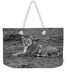 Mama's Little Baby Weekender Tote Bag