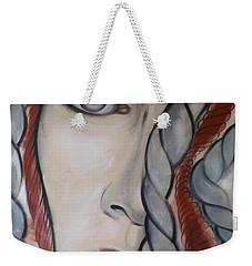Melancholy 090409 Weekender Tote Bag by Selena Boron