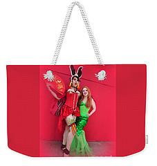 Mermaid Parade 2011 Weekender Tote Bag