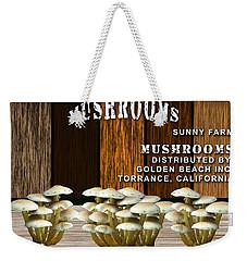 Mushroom Farm Weekender Tote Bag