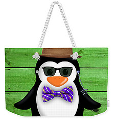 Peter Penguin Collection Weekender Tote Bag