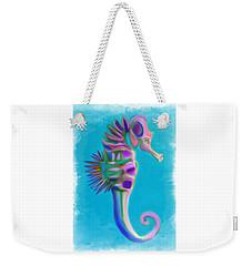 The Pretty Seahorse Weekender Tote Bag