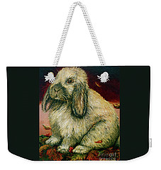 Some Bunny Is A Honey Weekender Tote Bag