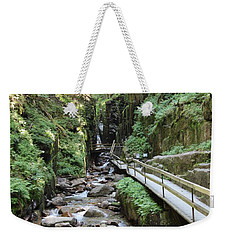 The Flume Gorge   Weekender Tote Bag