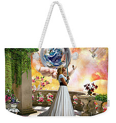 Warrior Bride Weekender Tote Bag