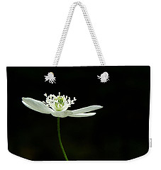 Wood Anenome Weekender Tote Bag by Angie Rea
