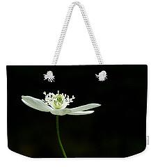 Wood Anenome Weekender Tote Bag