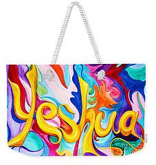 Yeshua Weekender Tote Bag