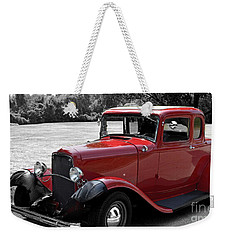 32 Ford Coupe Charmer Weekender Tote Bag