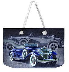 32 Packard Weekender Tote Bag