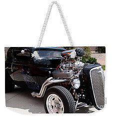 34 Custom Chevy Weekender Tote Bag