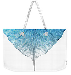 Weekender Tote Bag featuring the photograph Pho Or Bodhi by Atiketta Sangasaeng