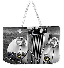 '36 Ford Coupe Weekender Tote Bag