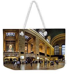 360 Panorama Of Grand Central Terminal Weekender Tote Bag