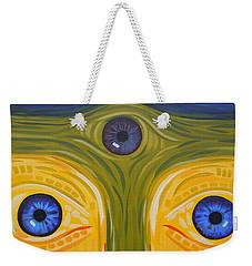 3eyes2c Weekender Tote Bag