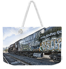 4 8 4 Atsf 2925 In Repose Weekender Tote Bag