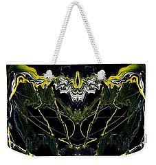 Abstract 42 Weekender Tote Bag